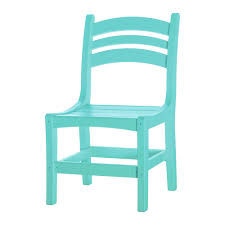 Turquoise Chair Casual Dining Chair Pawleys Island