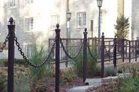 black federation garden lamp post pool driveway outdoor mood light