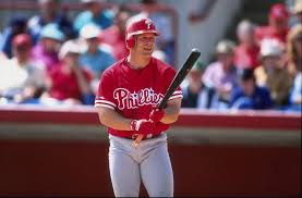 Former Phillie Lenny Dykstra Talks About Life And His New - phillies legend lenny dykstra tries his luck with lena dunham