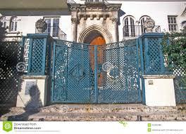 La Maison Du Sud Portes à L U0027ancienne Maison De Gianni Versace En Plage Du Sud