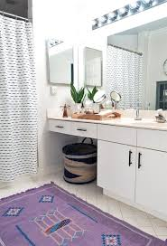 design my bathroom look we rugs in the bathroom apartment therapy