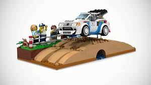 lego toyota camry new lego set for production voting peugeot group b rally car