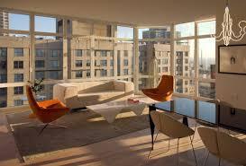 Manhattan Condo Modern Living Room New York By Kevin Bauman - New york living room design