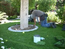 artificial grass the curb creator installer of concrete