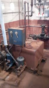 condensate tank overflowing u2014 heating help the wall