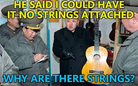 No Strings Attached Memes - he said i could have it no strings attached why are there strings