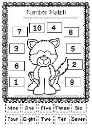 14 best numbers 10 15 images on pinterest kindergarten math