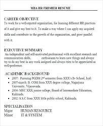 mba hr resume format for freshers pdf reader hr resume sles for freshers krida info