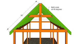 how to build a pavilion howtospecialist how to build step by