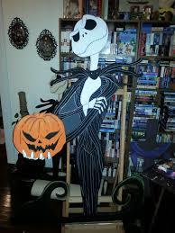 jack skeleton nightmare before christmas halloween yard art home