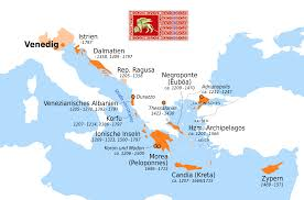 King Of Prussia Map Map Of Territories Of The Republic Of Venice And When They Were