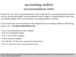 ideas of reference letter internal auditor for your resume sample