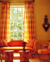 Burnt Orange Kitchen Curtains Decorating Orange Kitchen Decor Ideas Orange Wall Decor Kitchens With Orange