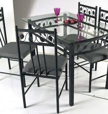 conforama table et chaise table et chaises fer forge maison design hosnya com