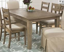 buy jofran slater mill pine 72x42 rectangular dining table w