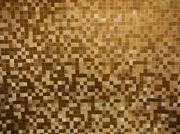 interior wood oven lately gold mosaic tile texture stock by