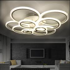 Acrylic Ceiling Light Ceiling Lights Astonishing Led Dining Room Ceiling Lights Modern