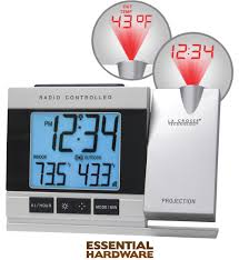 Alarm Clock With Light On Ceiling Marvelous Colorful Led Projection Clock Alarm Nightlight Starry