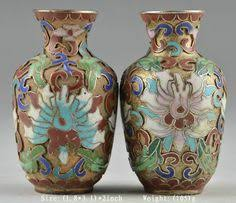 Buy Vases Online Vintage Brass Bud Vases Trio Brass Vase With By Milkacervenka
