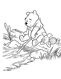 pooh 16 coloringcolor com