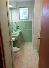kari and tony u0027s super resourceful bathroom remodel saving