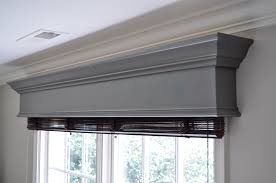 How To Fit Cornice To Ceiling Remodelaholic How To Build And Hang A Window Cornice