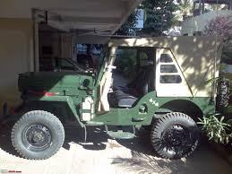 dabwali jeep our u0027new u0027 1972 mahindra cj3b 4wd page 2 team bhp