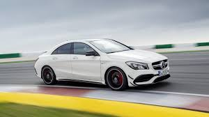 cars mercedes 2017 2017 mercedes amg cla45 review top speed