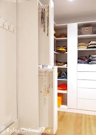 Jewelry Storage Cabinet Narrow Jewelry Cabinet Warwick Ny Rylex Custom Cabinetry