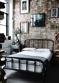 chambre industrielle inspirations pour une déco de chambre style industrielle déco
