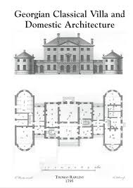 Federal Style House Plans Georgian Architecture Floor Plan Unique House Elegance Of Federal