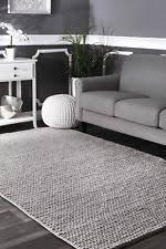 Black And White Braided Rug Braided Area Rugs Ebay