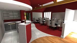 Indian Restaurant Interior Design by Indian Restaurant Interior Design Commission Leaf Architecture