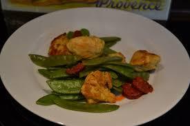 cuisiner les haricots plats poulet curry chorizo aux haricots plats kanisette
