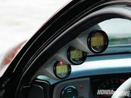 92 Honda Prelude Interior 1992 Honda Prelude Si Honda Tuning Magazine