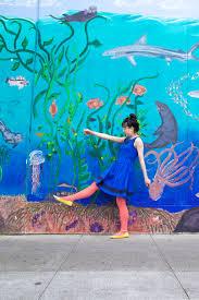 studiodiywallcrawl the best walls in san francisco studio diy under the sea wall br 1575 15th st br san