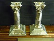 candelieri in argento candelabri d argento di arte e antiquariato ebay