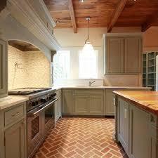 brick kitchen ideas brick kitchen floor design ideas