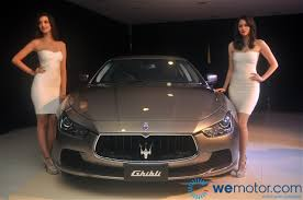 maserati ghibli grill launch 2014 maserati ghibli sports sedan starting from rm538 800