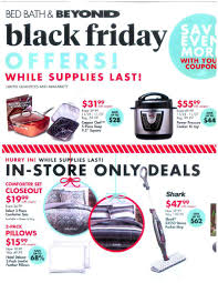Bed Bath And Beyond Nespresso Bed Bath U0026 Beyond Black Friday Ad 2017