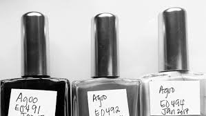 5 things to expect from agoo bengzon u0027s new nail polish collection