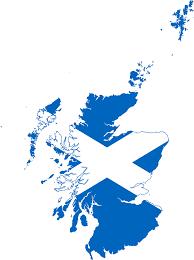 Color Of Irish Flag Scotland Flag Colors 7081