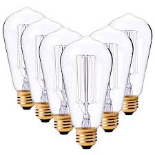 incandescent light bulb specifications ldusahome vintage edison bulbs 60w antique classic style squirrel