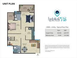 conscient group builders conscient habitat 78 floor plan