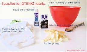 Will Rit Dye Stain My Bathtub Fabric Dyeing U2013 Made Everyday