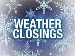 weather closing delaware spca