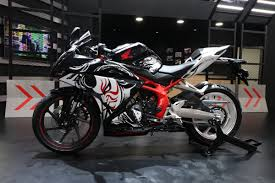 motor honda indonesia 2017 honda cbr250rr special edition u2014 u0027the art of kabuki u0027 launched
