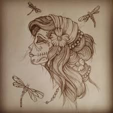 gypsy sugar skull tattoo meaning sugar skull tattoo loving
