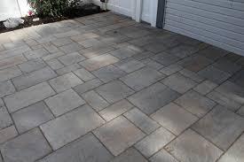 Concrete Patio Pavers Patio Stones As Patio Furniture With Luxury Concrete Patio Pavers