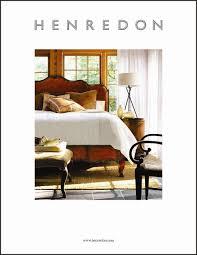 Henredon King Size Bedroom Set Henredon Oxford Classics Traditional King Sized Platform Bed